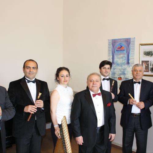 Aram Merangulyan Folk Instruments Ensemble